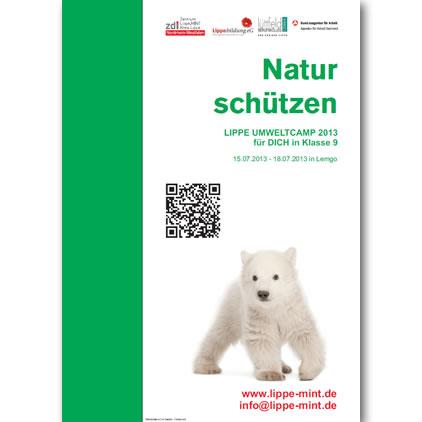 Lippe Umweltcamp startet am 22.06.2015 - Jetzt anmelden und dabei sein!