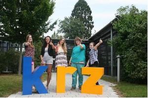 """""""Das war Spitze"""": Dieses Fazit zogen die Teilnehmerinnen am letzten Tag des IT-Camps 2013. (Foto: krz)"""