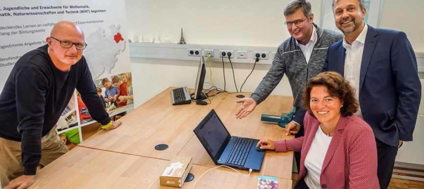 Lippe Bildung: Förderung, Vernetzung und Begeisterung für technische Berufe