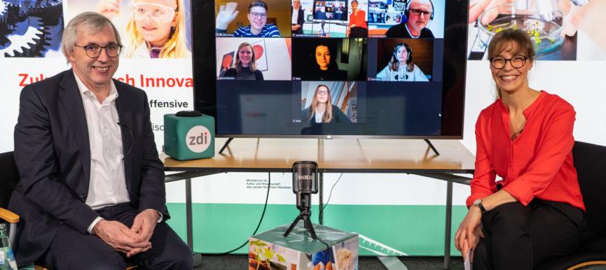 Social-Media-Plattform für MINT-Begeisterte geht online: Auch das zdi-Zentrum Lippe.MINT ist dabei