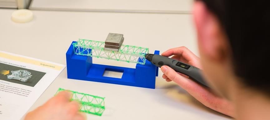 Brücken aus dem 3D Drucker! Baue Deine eigene Brücke mit 3D Drucker-Stift