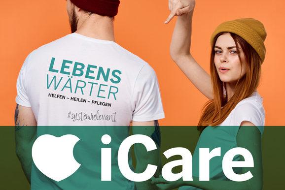 ICARE - Kümmer' Dich um mehr als Dein Insta!